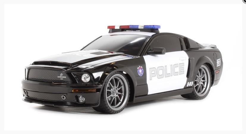 Автомобиль Ford GT500 Police Car