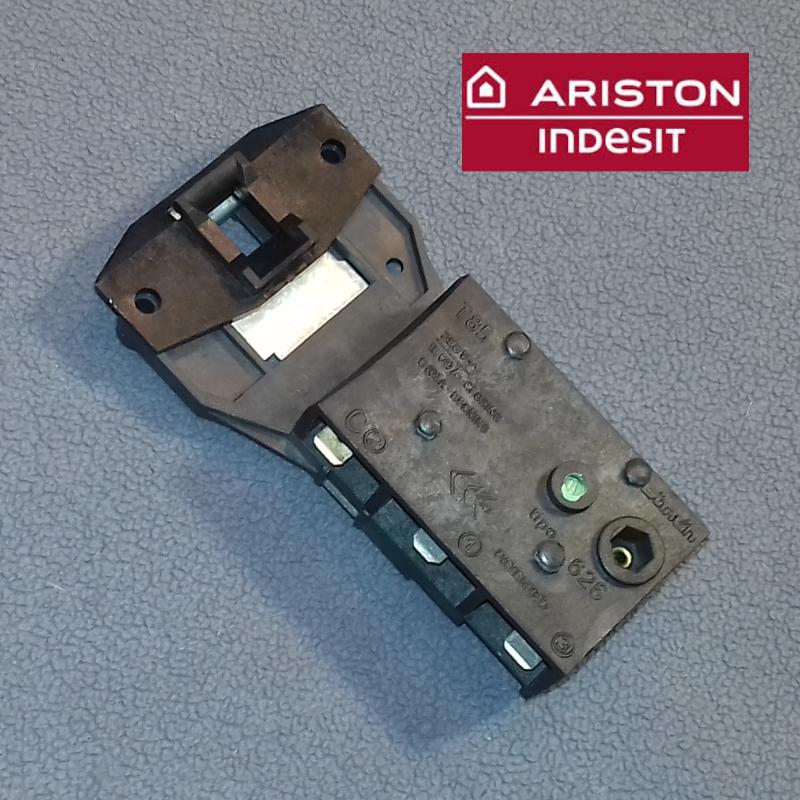 Замок для стиральной машины Indesit и Ariston C00011140 (без планки)