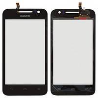Touchscreen (сенсорный экран) для Huawei Ascend G330D U8825D, оригинал (черный)