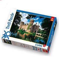 Пазл Замок Мойланд,Северный Рейн-Вестфалия 1500 дет.