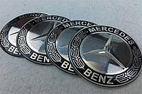 Наклейки на колпачкидлядисков Mercedes Мерседес A,AMG GT,B,C,Citan,CLA,CLC,CL,CLK,CLS,E,G,GLA, GLC,GL,GLE