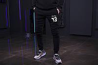 Зимние мужские спортивные штаны, мужские штаны на флисе, зимові чоловічі штани Philipp Plein, Реплика
