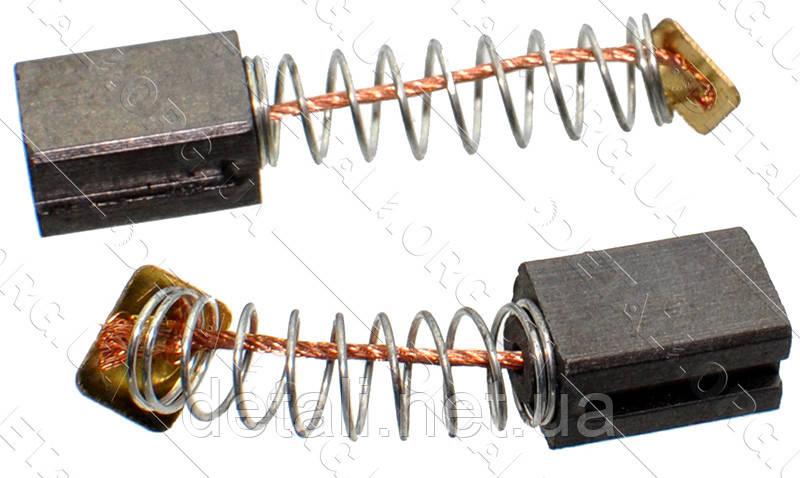 Щітки 6,5х8х12 матові пружина пластина Sturm MS55205