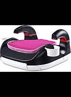 Детское автокресло-бустер Caretero Tiger цвет розовый