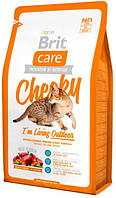 132613 Brit Care Cat Cheeky, 2 кг