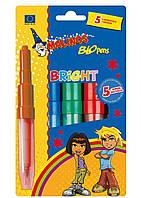 Фломастеры MALINOS Bright  Код 10-8036