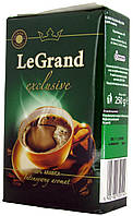 Кофе молотый LeGrand Exclusive 250г.