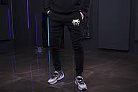 Зимние мужские спортивные штаны, мужские штаны на флисе, зимові чоловічі штани Venum, Венум, Реплика