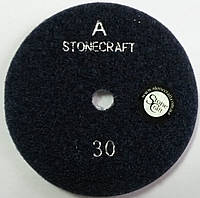Алмазный шлиф круг d 100mm, кл. А, № 30