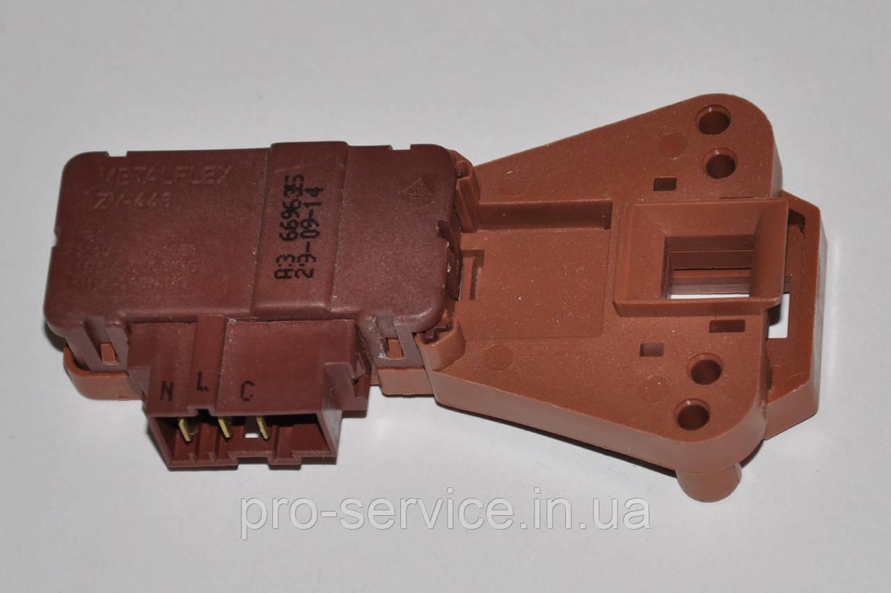 Блокиратор люка 669635 типа ZV-446A3 для стиральных машин Gorenje