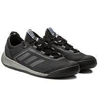 Оригинальные мужские кроссовки Adidas Terrex Swift Solo, 27 см, На каждый день, Активный отдых