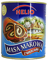 Helio Masa Makowa 850г. ж/б