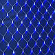 Гирлянда Сетка, 240 led, голубая, прозрачный провод, 1х3м., фото 5