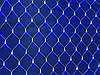 Гирлянда Сетка, 120 led, голубая, прозрачный провод, 1.6х1.6м., фото 8