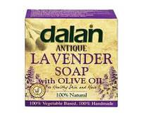 Мыло натуральное DALAN «Antique» оливково-лавандовое 170г