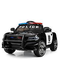 Машина Bambi M 4108EBLR полицейская р/у, 2 х 25W,12V7AH, TF, Mp3