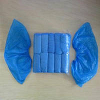 Бахилы (Dochem, Китай) Толщина: 20 мкр; 2 г , 50 пар/упаковка