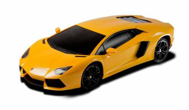 Автомобиль Lamborghini Aventador