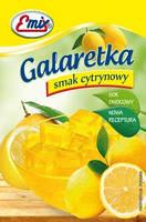 ЕміксGalaretka o smaky Cytrynowym Лимон 79г*20