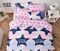 Комплект постельного белья для девочки. Подростковый комплект