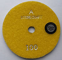 Алмазный шлиф круг d 100mm, кл. А, № 100
