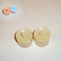 Свечи на батарейках (уценка) SVC-0107