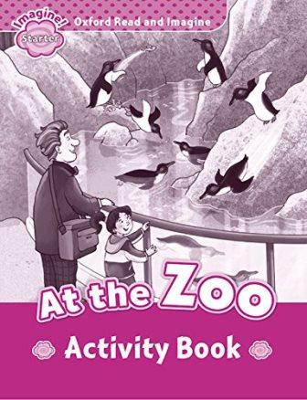 At the Zoo Activity Book