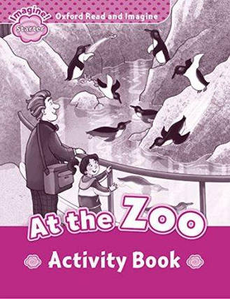 At the Zoo Activity Book, фото 2