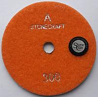 Алмазный шлиф круг d 100mm, кл. А, № 300, фото 1