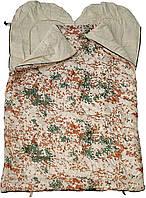Двухместный спальный мешок в расцветке тропентарн Германия