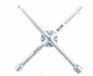 Ключ балонный CARLIFE торцевой крестообразный колесный 17, 19, 21 мм, 1/2'' WR152