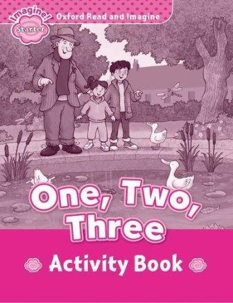 One, Two, Three Activity Book