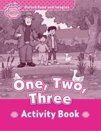 One, Two, Three Activity Book, фото 2