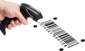 Сканер штрих кода