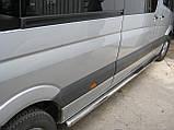 Боковые пороги Mercedes Sprinter New, фото 4