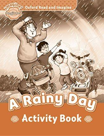 A Rainy Day Activity Book