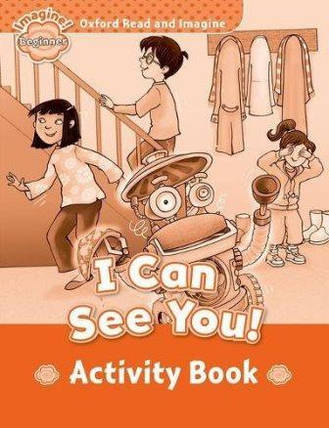 I Can See You! Activity Book, фото 2