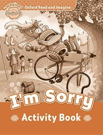 I'm Sorry Activity Book