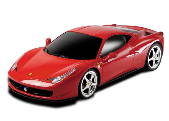 Автомобиль Ferrari 458
