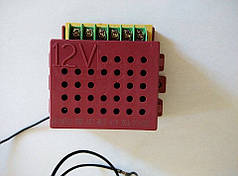 Блок управления 12V для детского электромобиля S618