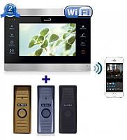 """Видеодомофон Slinex SL-07 IP с экраном 7"""", Wi-Fi"""
