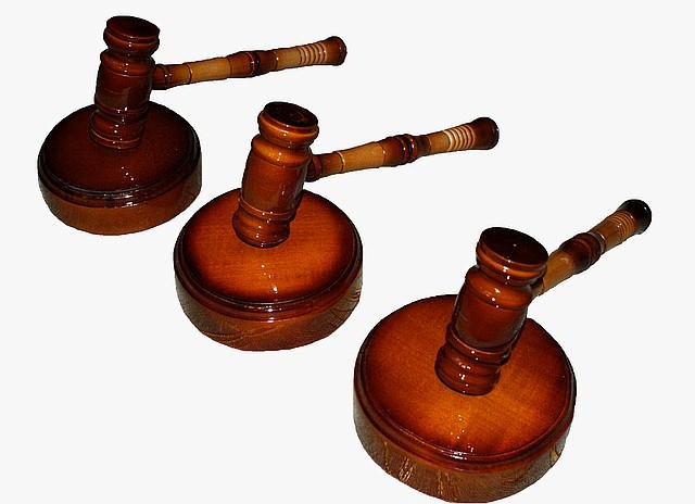 Молотки судейские/аукционные