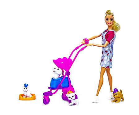 Набор кукла с питомцем Mass & Gaga 51806, фото 2