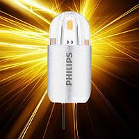 Светодиодная лампа Phillips CorePro LEDcapsule LV G4 1.2-10W 830