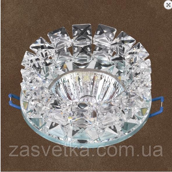 Точечный врезной светильник 716156