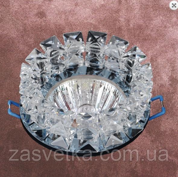 Точечный врезной светильник 716158