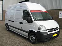 Боковые пороги Opel Movano