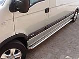 Боковые пороги Opel Movano, фото 4