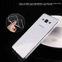 Чехол силиконовый Ультратонкий Epik для Samsung A500H Galaxy A5 прозрачный