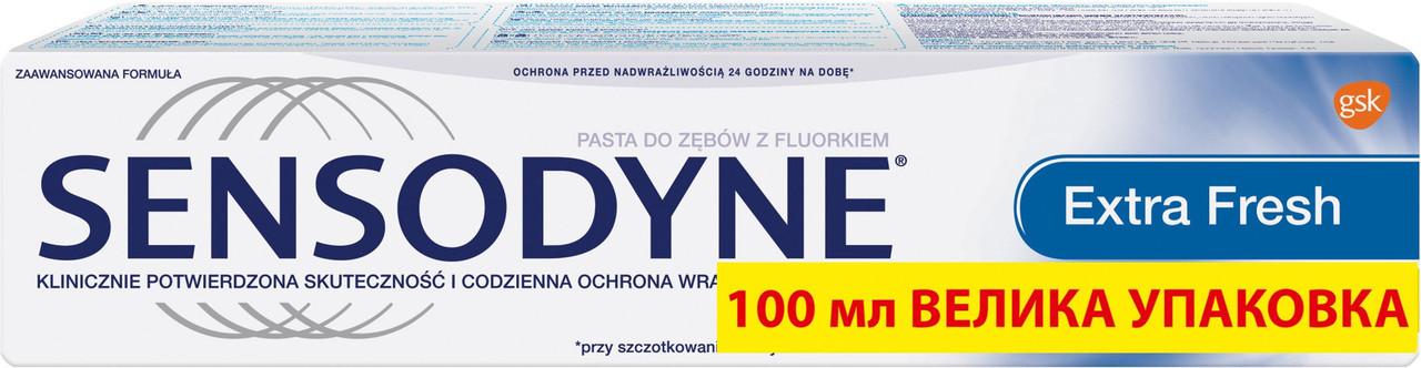 """Зубная паста Sensodyne """"Extra Fresh"""" (100мл.)"""